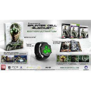 Splinter Cell Blacklist Edition Ultimatum sur PC