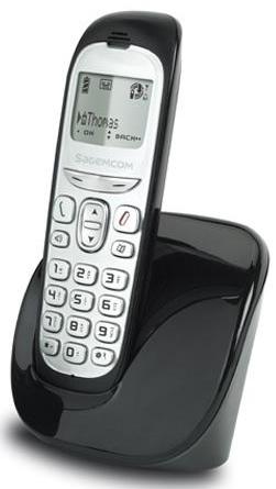Téléphone Fixe Sagemcom DECT D381 (9.9€ via Buyster) sinon