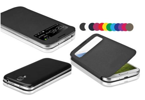 Housse étui pour Samsung Galaxy S4