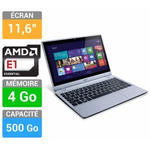 """PC Portable 11.6"""" Acer Aspire V5-123-12104G50nss"""