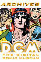 Plus de 15 000 comics (d'avant 1959) à télécharger gratuitement
