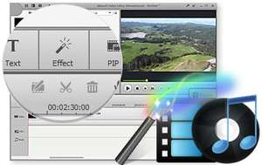 Logiciel éditeur de vidéo ISkysoft Free Video Editor gratuit