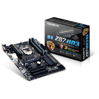 Carte mère GA-Z87-HD3 Socket 1150 - Chipset Intel Z87 - ATX