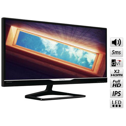 "Ecran PC 29"" Philips 298X4QJAB - Dalle AHIPS"