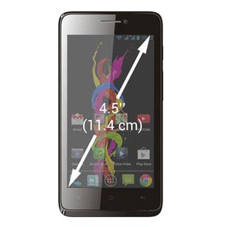 Smartphone Archos 45 titanium  - dual SIM - Dual-core 1.3 Ghz