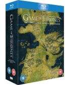 Coffret Blu Ray 3 Saisons Game of Thrones