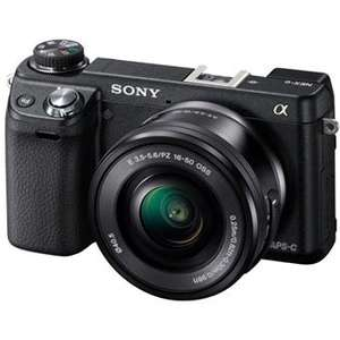 Appareil photo Sony NEX-6B Noir + Obj. Sony E PZ 16-50mm