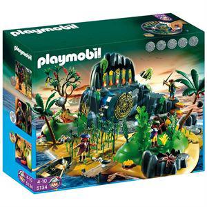Playmobil 5134 : Ile mystérieuse des pirates