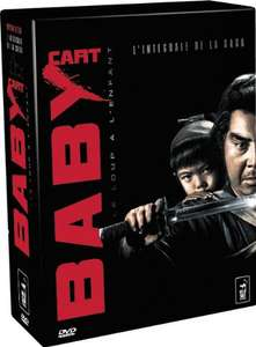 Coffret 7 DVD Intégrale Baby Cart