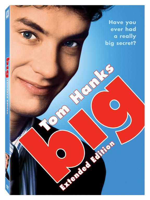 """Le film """"Big"""" (Tom Hanks) gratuit sur le Google Play Store"""