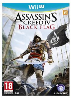 Assassins Creed IV Black Flag sur Wii U