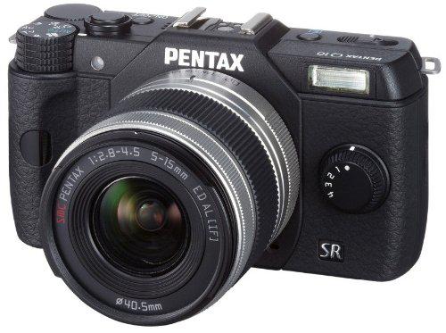 Appareil photo Pentax Q10 kit compact hybride 12,4 Mpix - 5-15mm