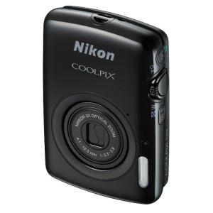 Appareil photo Nikon Coolpix S01 Compact Noir - CCD 10MP Zoom 3x