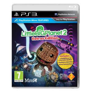 Little Big Planet 2 Extra Edition sur PS3