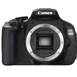 Reflex Canon EOS 600D Nu