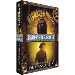Coffret DVD Jean-Pierre Jeunet (Un long dimanche de fiançailles - Mic-Macs à tire Larigot)