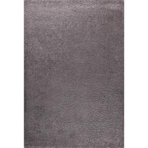 Tapis Shaggy mèches longues uni 120x160cm - 4 coloris