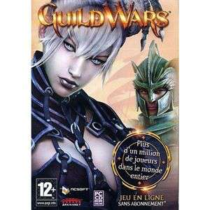 Guild Wars Prophecy sur PC
