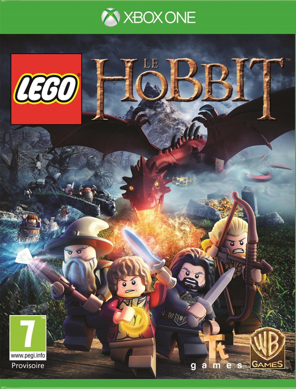 Pré-commande : Lego Le Hobbit Xbox One (Offre adhérent)