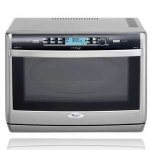 Four Micro-ondes Whirlpool Jet Chef JT367SL Silver