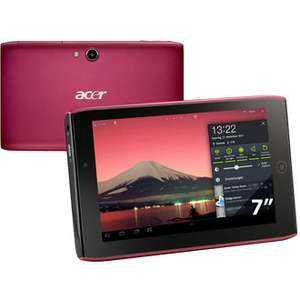 """Tablette 7"""" Acer Iconia Tab A100 - Reconditionné (Grade B)"""