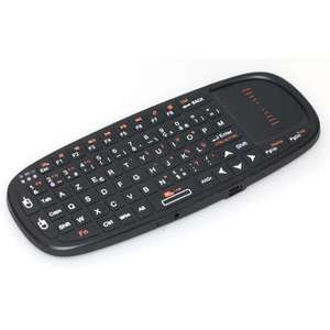 Clavier avec touchpad intuitif Tv Tizzbird Bluetooth