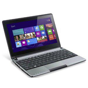 Ordinateur Portable Tactile 10''  Packard Bell ME69BMP - Intel Celeron 2805 (1,46 GHz) - 500Go