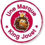 2 jouets achetés dans l'ensemble des marques King Jouet = le 3éme offert