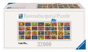 Puzzles Keith Haring 32000 Pièces