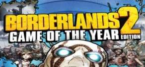 Borderland 2 Game Of The Year sur PC/Mac (Dématerialisé)