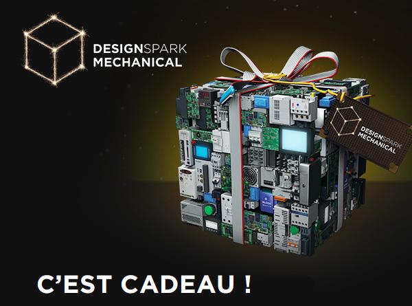 Logiciel de CAO DesignSpark Mechanical gratuit sur PC