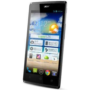 "Smartphone 5"" Acer Liquid Z5 Duo (Dual Core, Android 4.2, 512Mb RAM, Dual Sim) + oreillette Bluetooth BH99 (après ODR 20€)"