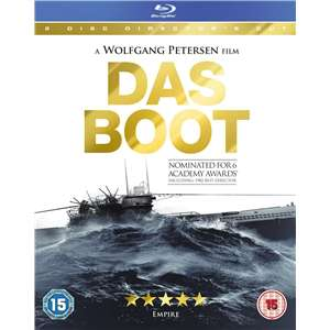 Blu-Ray: Das Boot Director's Cut (2 Discs)