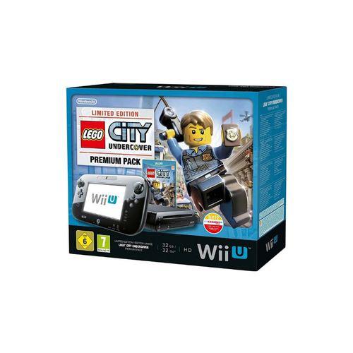 Pack Wii U + Lego City Undercover