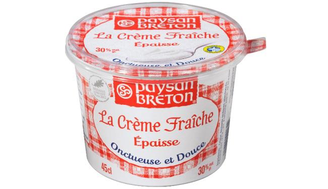 Plusieurs optimisations avec le catalogue - Ex: Crème fraîche 45cL Paysan Breton