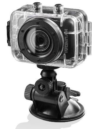 Caméra Hyundai ACT-V-10003 Multi Sports HD (20,39€ de port)