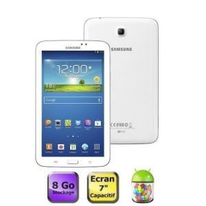 """Tablette Samsung Galaxy Tab 3 Lite 7"""" + (30€ remboursé sous forme de 2 bons d'achat)"""