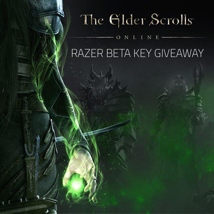Clés gratuites pour la bêta de The Elder Scrolls Online sur PC