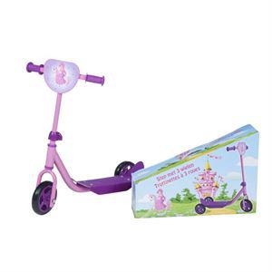 Trottinette 3 roues Princesse