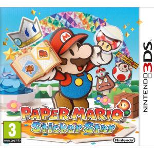 Paper Mario: Sticker Star 3D Nintendo 3ds