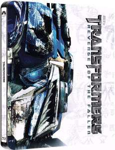 Blu-ray Transformers 2  Edition Limitée Version Steelbook