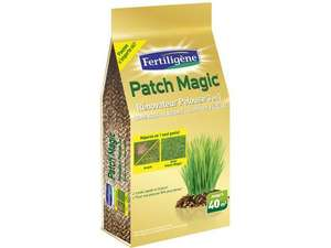 Rénovateur pelouse Fertiligène Patch Magic 2*9Kg