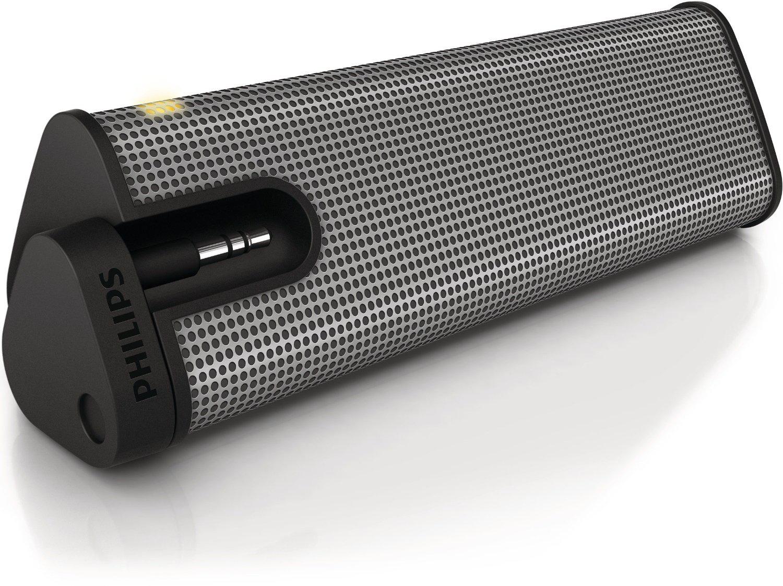 Enceinte filaire Philips SBA1610 Gris