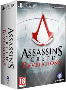 Assassin's Creed Revelations Edition Collector sur PS3