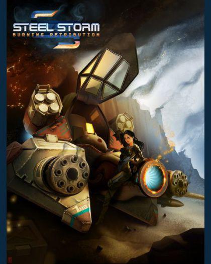 Steel Storm complete edition sur PC dématérialisé