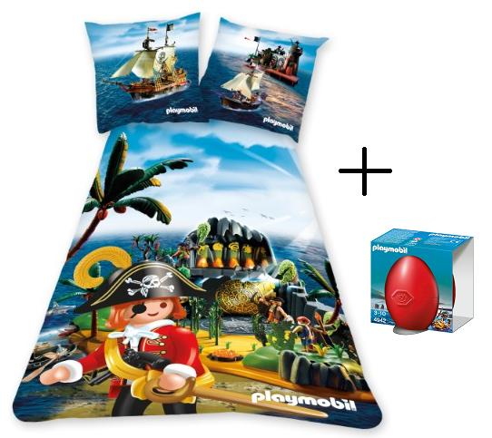 Parure de lit Playmobil
