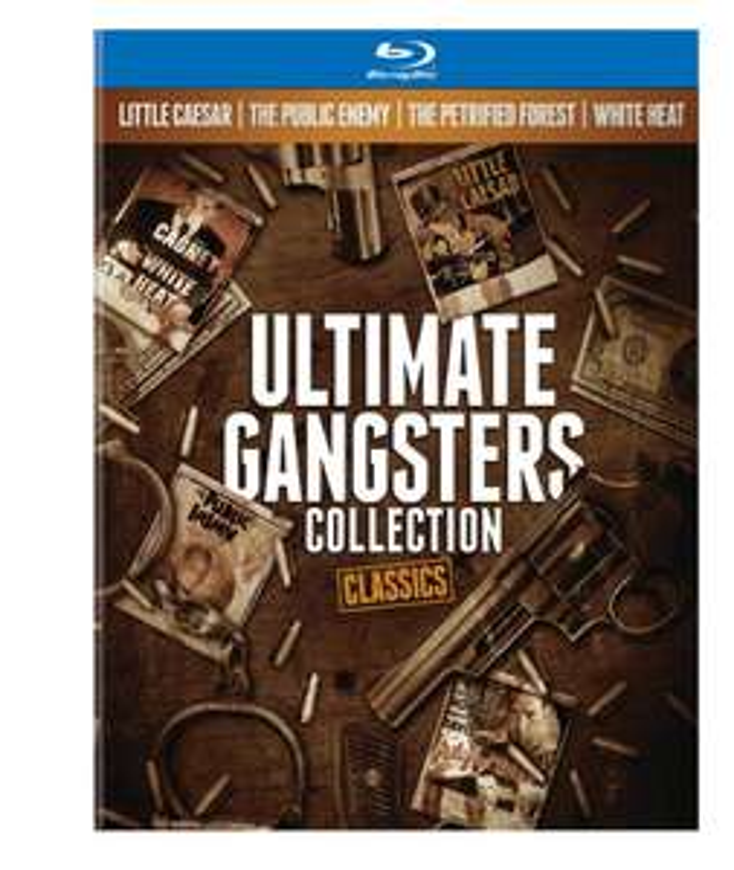 Ultimate Gangsters Collection: Classics (5 discs) en blu-ray (2013) / livraison incluse