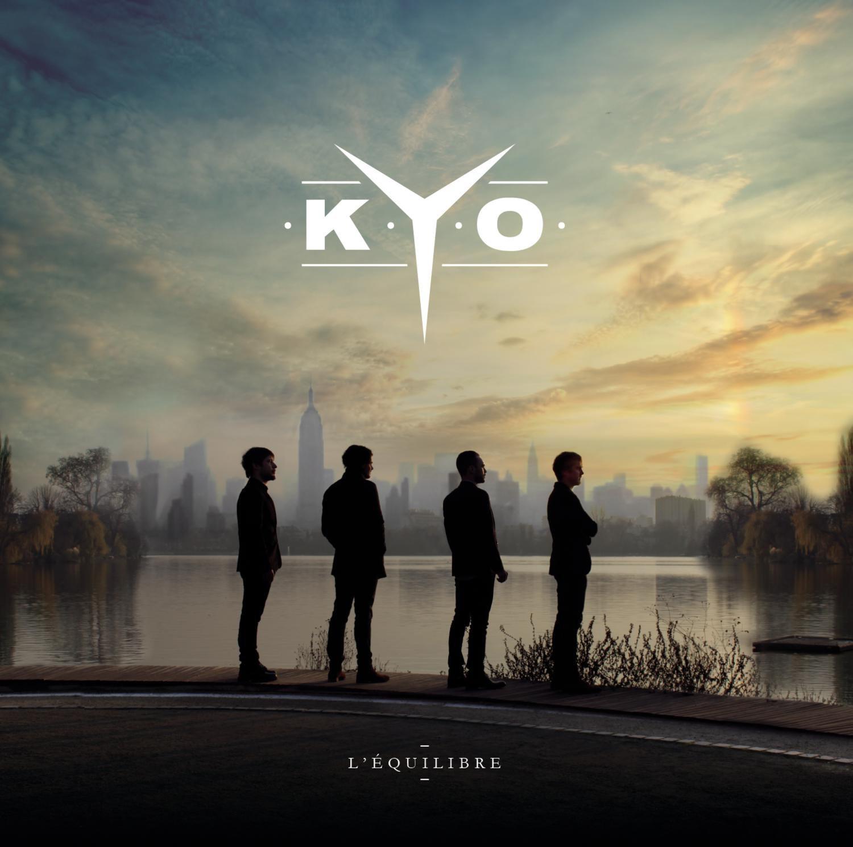L'équilibre Kyo nouvel album
