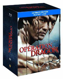 Bruce Lee Operation Dragon (Edition Ultime Blu Ray+Dvd+Tee shirt)