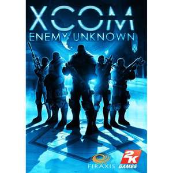 X-Com Enemy Unknown (Jeu PC dématérialisé, clé Steam)